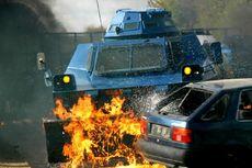 Hadapi Massa Rompi Kuning, Perancis Kerahkan Kendaraan Lapis Baja