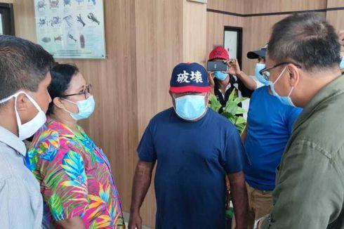 Imigrasi: Gubernur Papua Lukas Enembe Dideportasi Papua Nugini, Disebut