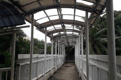 Begini Kondisi JPO Jembatan Tiga yang Dikeluhkan Pejalan Kaki