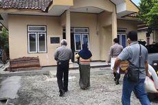 Rumahnya Hangus Terbakar, Warga Kebumen Ini Diungsikan ke Rumah Dinas Kapolsek