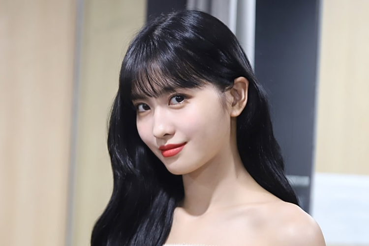 Member girl group TWICE, Momo