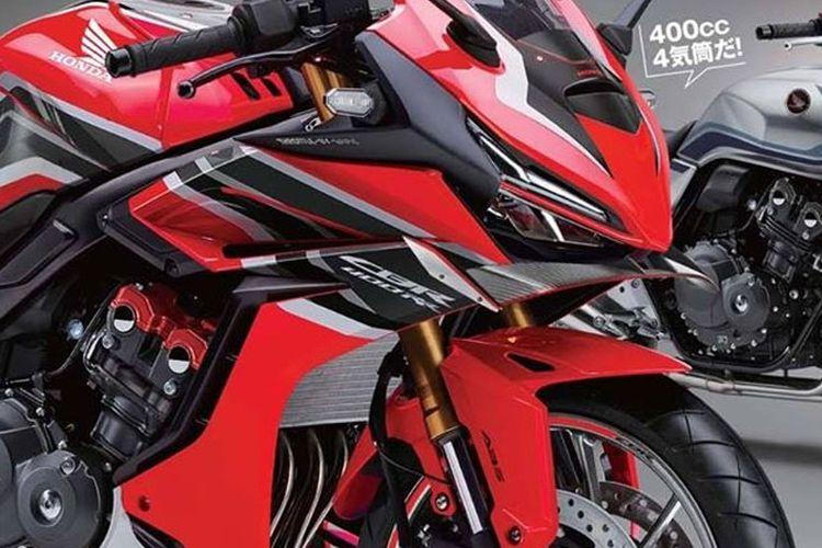 Honda CBR400RR 4-Silinder 01