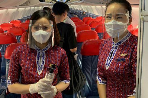 Thai Lion Air Beroperasi Kembali, Mulai dengan Penerbangan Domestik