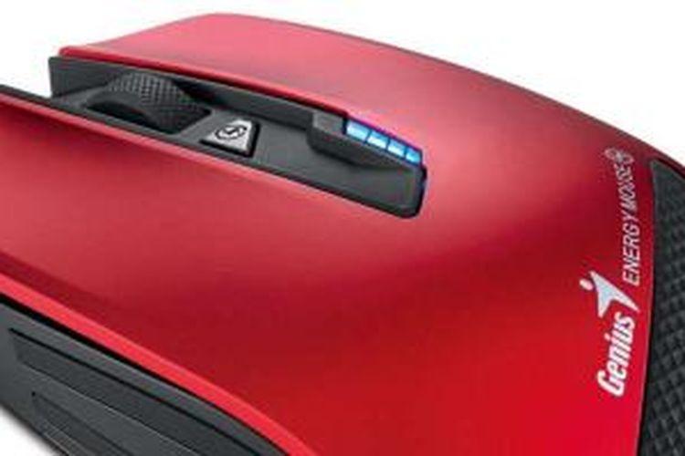 Energy Mouse, mouse sekaligus power bank dari Genius.