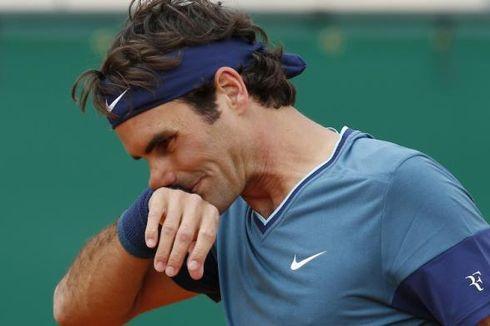 Istirahat Sepekan, Federer Kalah