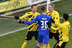 Hasil Bundesliga: Dortmund dan Leverkusen Kompak Seri Identik