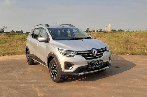 Mobil Keluarga Murah Bertampang Gagah Renault Triber