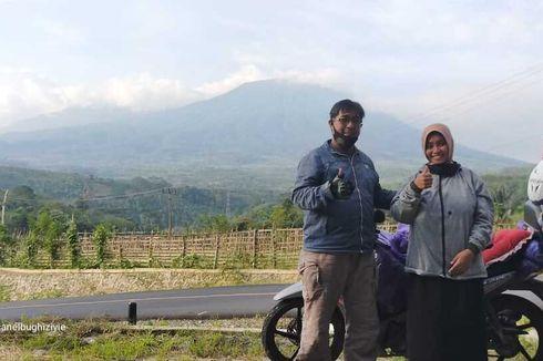 Cerita Peserta MTQ 16 Hari Naik Sepeda Motor dari Sulteng ke Sumbar