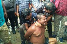 Sembunyi di Kamar Setelah Bunuh Pensiunan TNI, Tukang Becak Disemprot Gas Air Mata