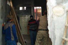 Langgar IMB, Bangunan 3 Lantai di Jakpus Dibongkar Satpol PP