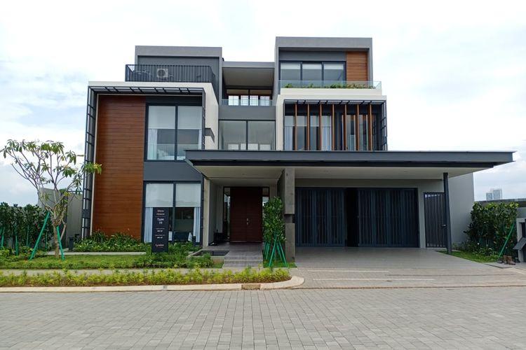 Sinarmas Land dan Hongkong Land merlins Klaster Lyndon seluas 10 hektar di Kawasan Nava Park, BSD City, Kabupaten Tangerang. Ini adalah rumah tipe 19 yang dipatok dengan targa Rp 30 miliar.