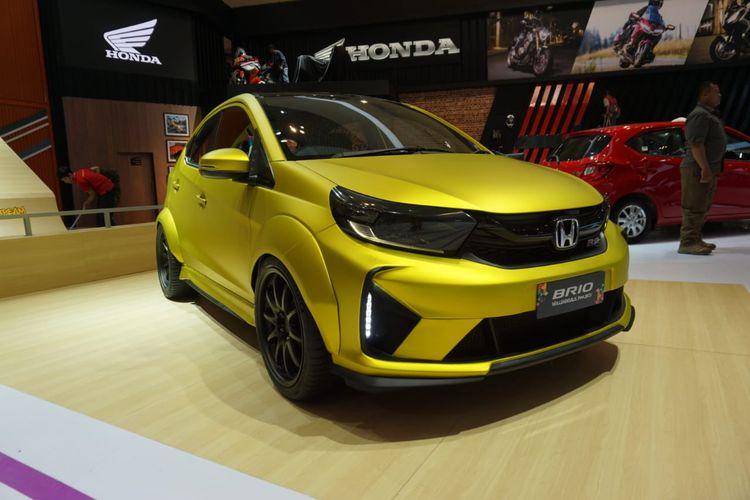 Honda Brio yang Dimodifikasi ini akan dipamerkan di IMX 2019.