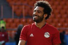 Susunan Pemain Rusia Vs Mesir, Mohamed Salah Tampil