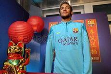Kala Neymar dkk Merayakan Imlek...