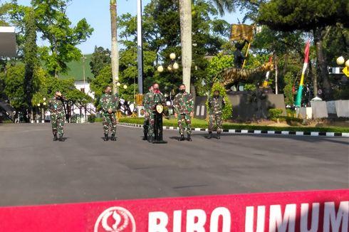 Catatan KSAD soal Klaster Covid-19 di Secapa AD dan Pusdikpom Bandung