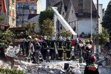 Gedung Apartemen di Paris Meledak dan Runtuh, 7 Tewas