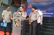 Polri Ungkap Penyelundupan 71 Kg Sabu dengan Modus Pengiriman Bantuan Sembako Covid-19