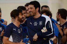 Jadi Pelatih Juventus, Pirlo Dapat Restu dari Buffon dan Del Piero