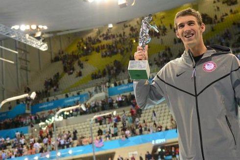 Phelps Berlomba Lagi untuk Olimpiade 2016