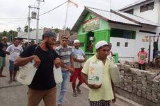 Pesta Minuman Keras, Empat Pemuda Diarak Keliling Kampung dan Dicambuk