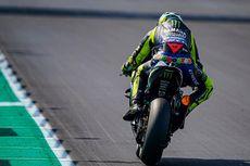 Yamaha Sesalkan Kegagalan Valentino Rossi di MotoGP Emilia Romagna 2020