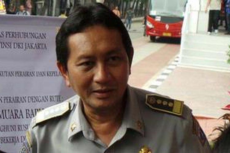 Kepala Dinas Perhubungan DKI Jakarta Udar Pristono