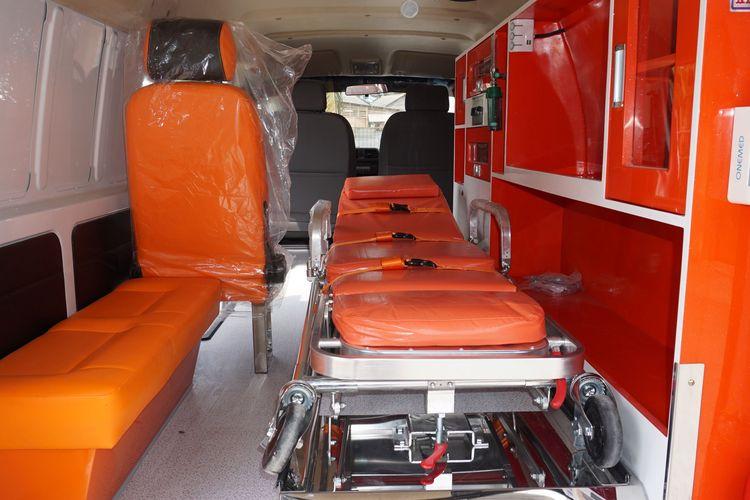 Ilustrasi DFSK Gelora versi ambulans.