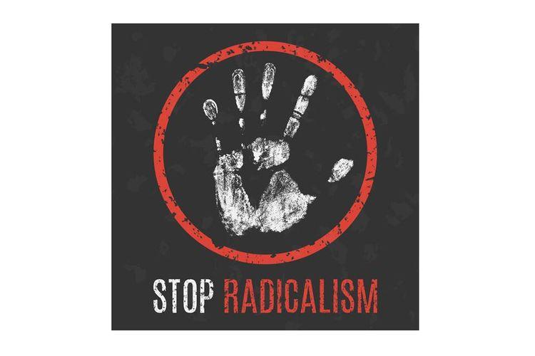Ilustrasi radikalisme