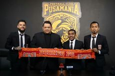 3 Pemain Borneo FC Dianggap Legenda Usai Perpanjang Kontrak