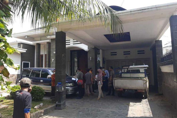 Beberapa aset milik mantan Bupati Lampung Utara, Agung Ilmu Mangkunegara yang disita KPK.
