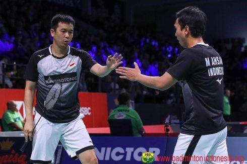 Fuzhou China Open 2019, Ahsan/Hendra Ingin Main Lebih Sabar