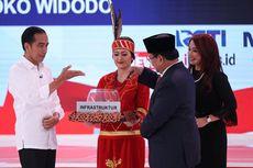 Silang Pendapat Jokowi-Prabowo soal Impor Saat Surplus Beras