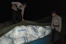 Selundup Pakaian Bekas, Perahu dari Malaysia Ditangkap di Nunukan