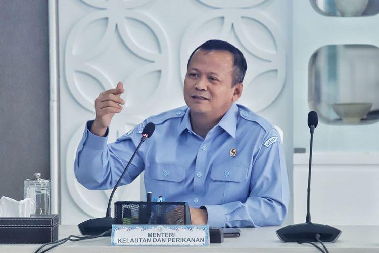 Menteri Kelautan dan Perikanan 2019-2024 Edhy Prabowo