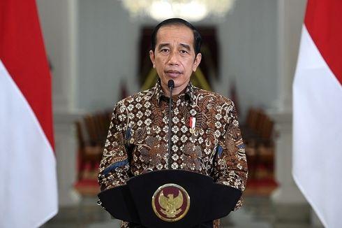 Jokowi Terima Pengurus PKP di Istana Bogor, Ini yang Dibahas