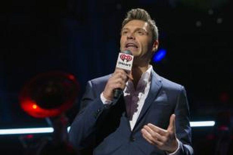 Ryan Seacrest, pembawa acara American Idol dan pendiri perusahaan rintisan Typo Products