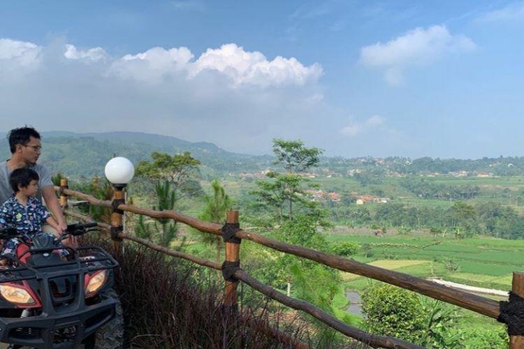 Panorama Tenjolaya di King Villa