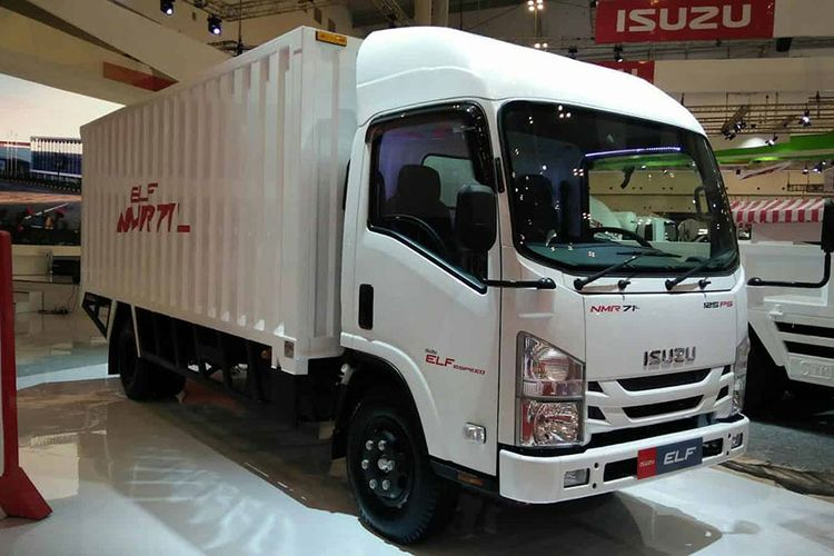 Isuzu Elf varian box