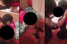 Viral Video Pengantin Wanita Ditelanjangi Keluarga untuk Tes Keperawanan, Suaminya Diam Saja