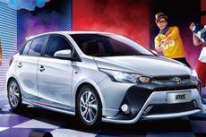 Toyota Yaris Terbaru Meluncur dari  China
