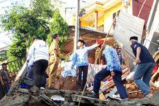 Curah Hujan Tinggi, 10 Wilayah di Jakarta Berpotensi Longsor