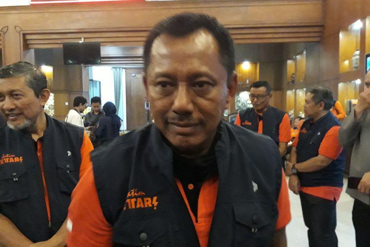 Kepala Gugus Tugas Penanganan Virus Corona Jatim sekaligus Sekretaris Daerah Jatim Heru Tjahjono