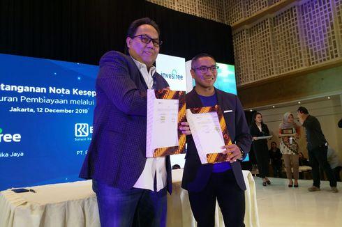 Rambah Peer to Peer Lending, BRI Syariah Gandeng Investree