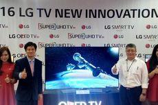 TV 4K Baru LG Dijual Rp 70 Juta di Indonesia