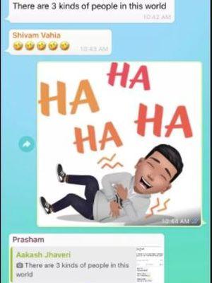 Cara memasukkan avatar Facebook ke Whatsapp