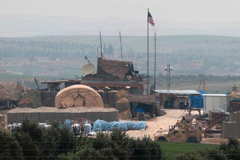 Militer AS Mulai Lucuti Peralatan Mereka di Suriah