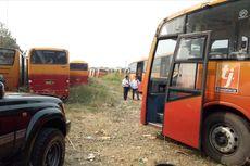 Polda Metro Jaya Selidiki Lokasi Penyimpanan 300 Bus Berlabel Transjakarta di Bogor