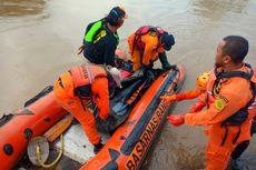 Kakek yang Tergelincir ke Sungai Citarik Bandung Ditemukan Tewas