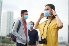 Perusahaan Kargo Bagi Masker Gratis di Bandara Soekarno-Hatta
