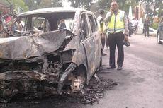 Seusai Senggol Motor, Pengemudi Honda Freed Picu Tabrakan Beruntun di Bintaro